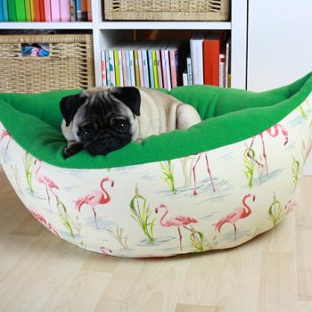 Flamingo Pet Bed