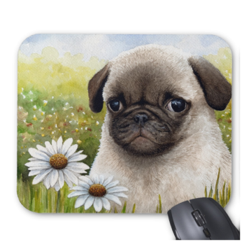 Dog 114 mousepad