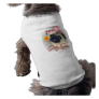 Pug Side Kick gifts Dog T-shirt