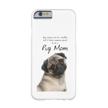 pug mom case iphone
