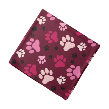 Paw Prints | Dog Kerchief