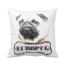 Europug Brutal Face Pillow