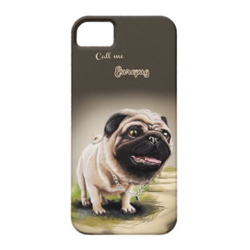 Europug The Little Devil iPhone 5/5S case
