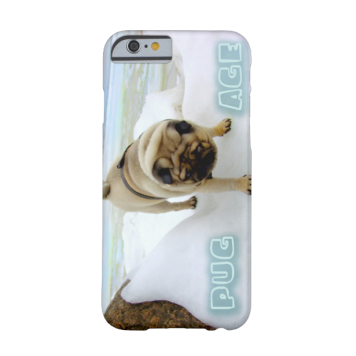 Euro Pug Ice Age iPhone 6 case