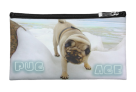 Pug Ice Age Cosmetic Bag