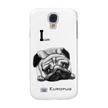 Europug The Sad Face Galaxy S4 case