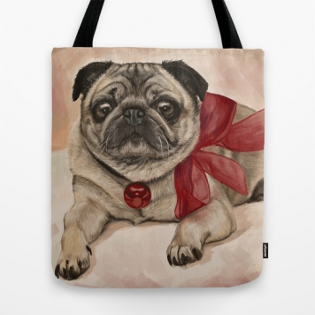 the-pug-with-a-red-bow_bag