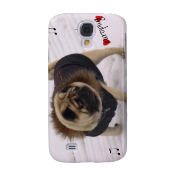 Winter Melodia Samsung Galaxy S4 case