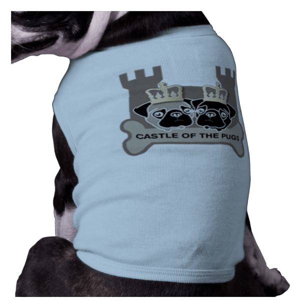 Pugs Dog Moultdog Tshirt