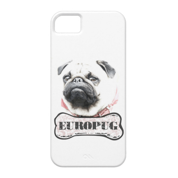 Europug Brutal Face iPhone 5/5S case