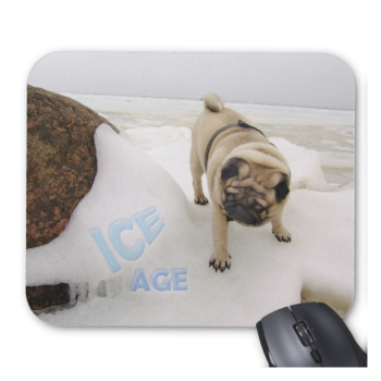 Ice Age Mousepad