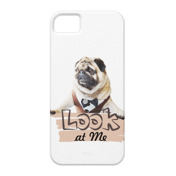 Europug Look At Me iPhone 5/5S case