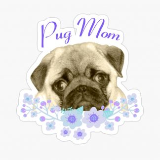 pug-mom-sticker